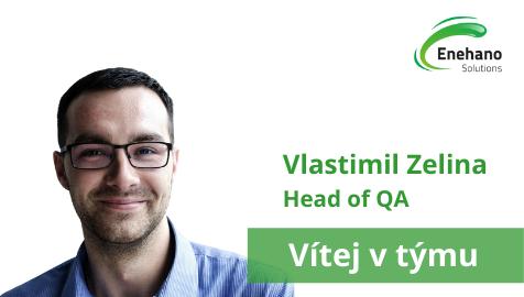 Vlastimil Zelina - Head of QA Enehano Solutions