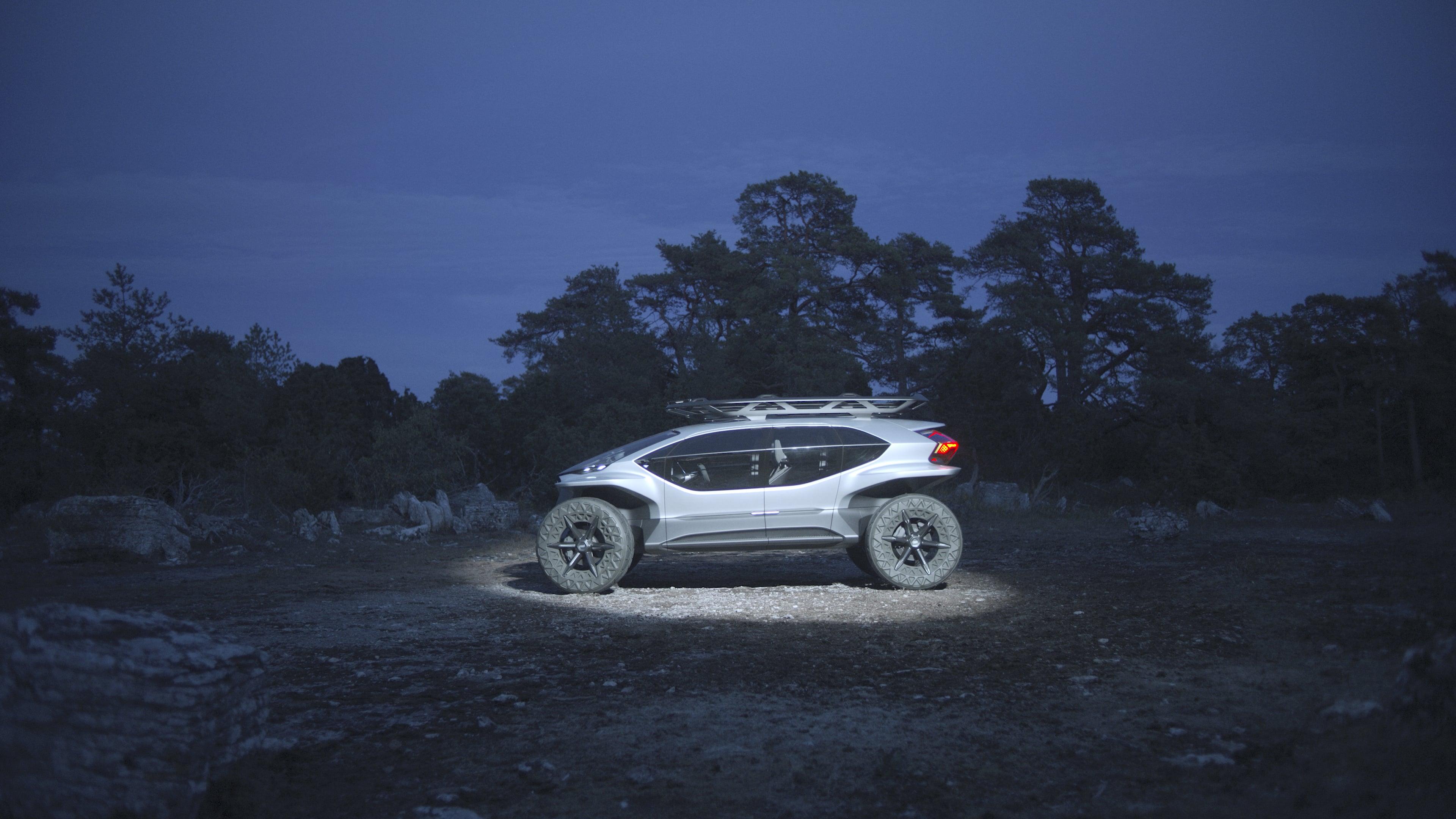 Audi - AI:TRAIL Quattro