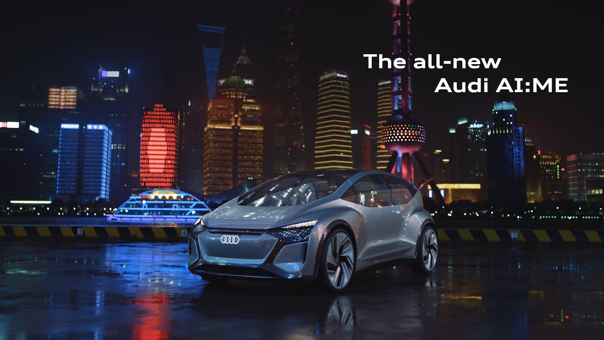 Audi - AI:ME