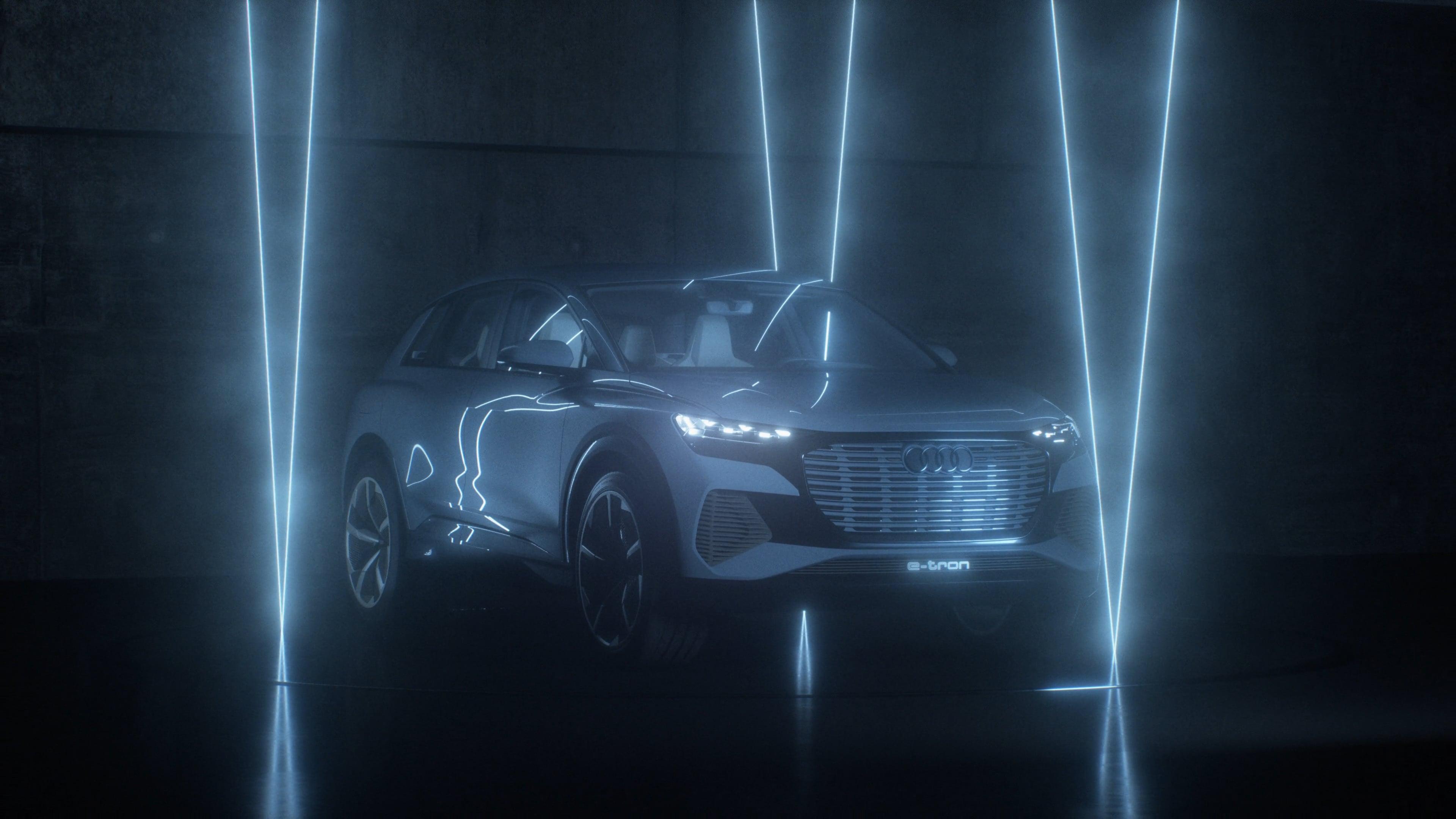 Audi - Q4 E-Tron