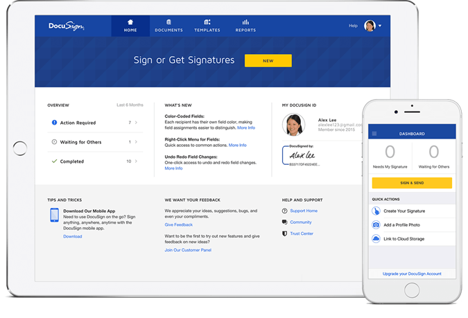 Integrate DocuSign with Microsoft Dynamics Business Central