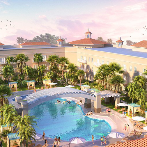 CCWO Pool Amenity Rendering