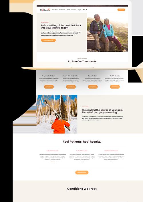 In2it Medical Website