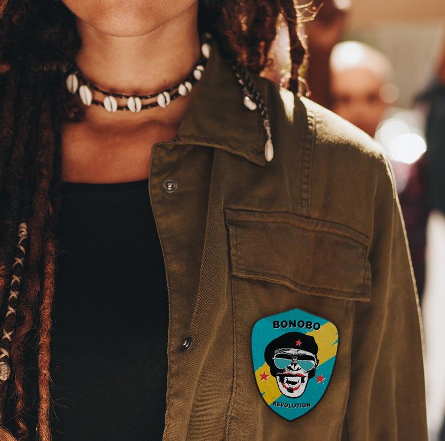 Bonobo Revolution Patch