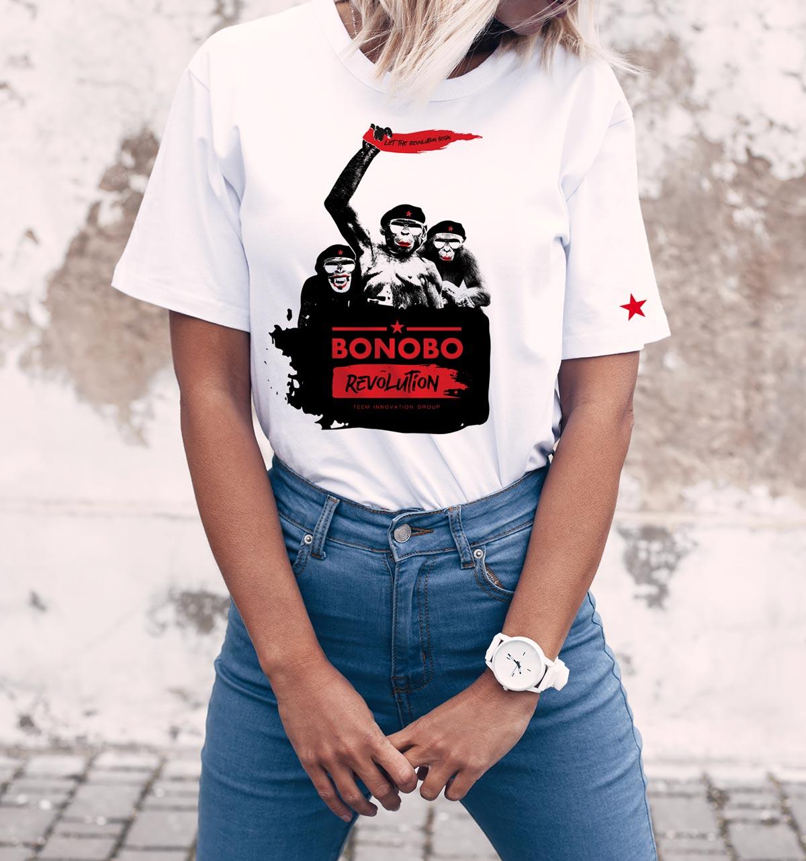 Bonobo Revolution T-Shirt