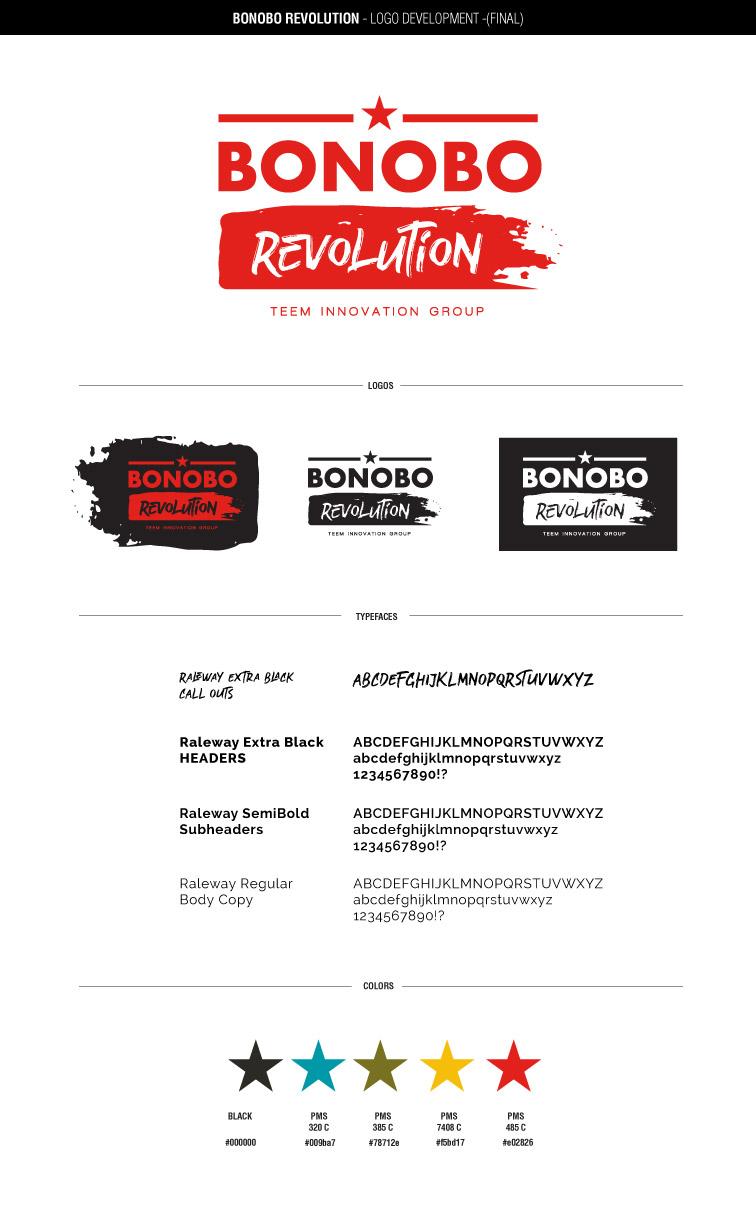 Bonobo Revolution Style Guide
