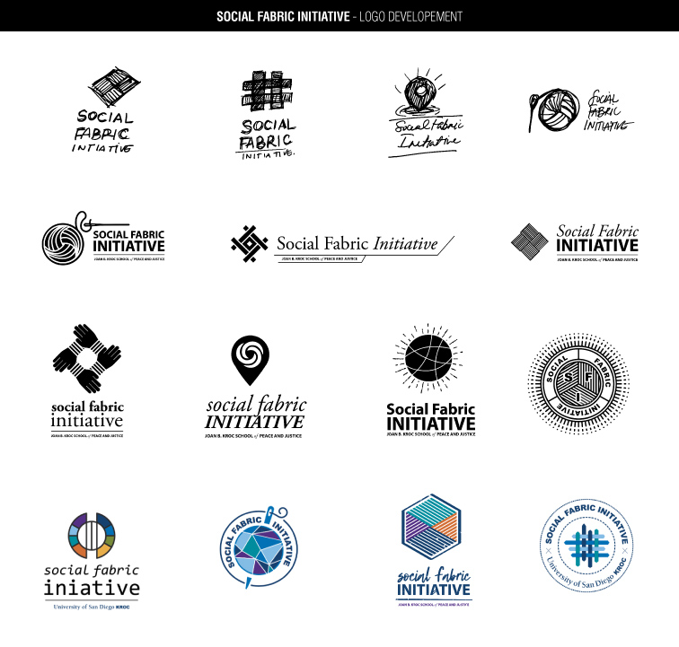 SFI Logo initial development