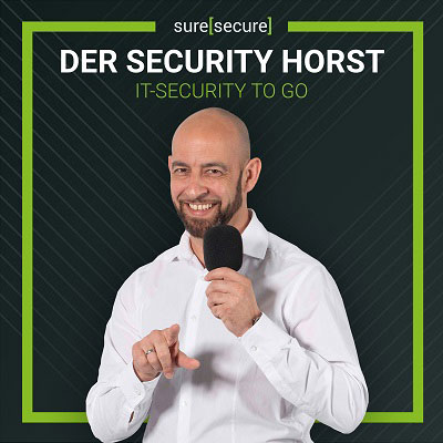 Suresecure IT-Security Podcast Cover