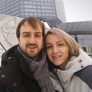 Алексей и Екатерина Истомины фото