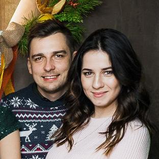 Дмитрий и Юлия Демиденко