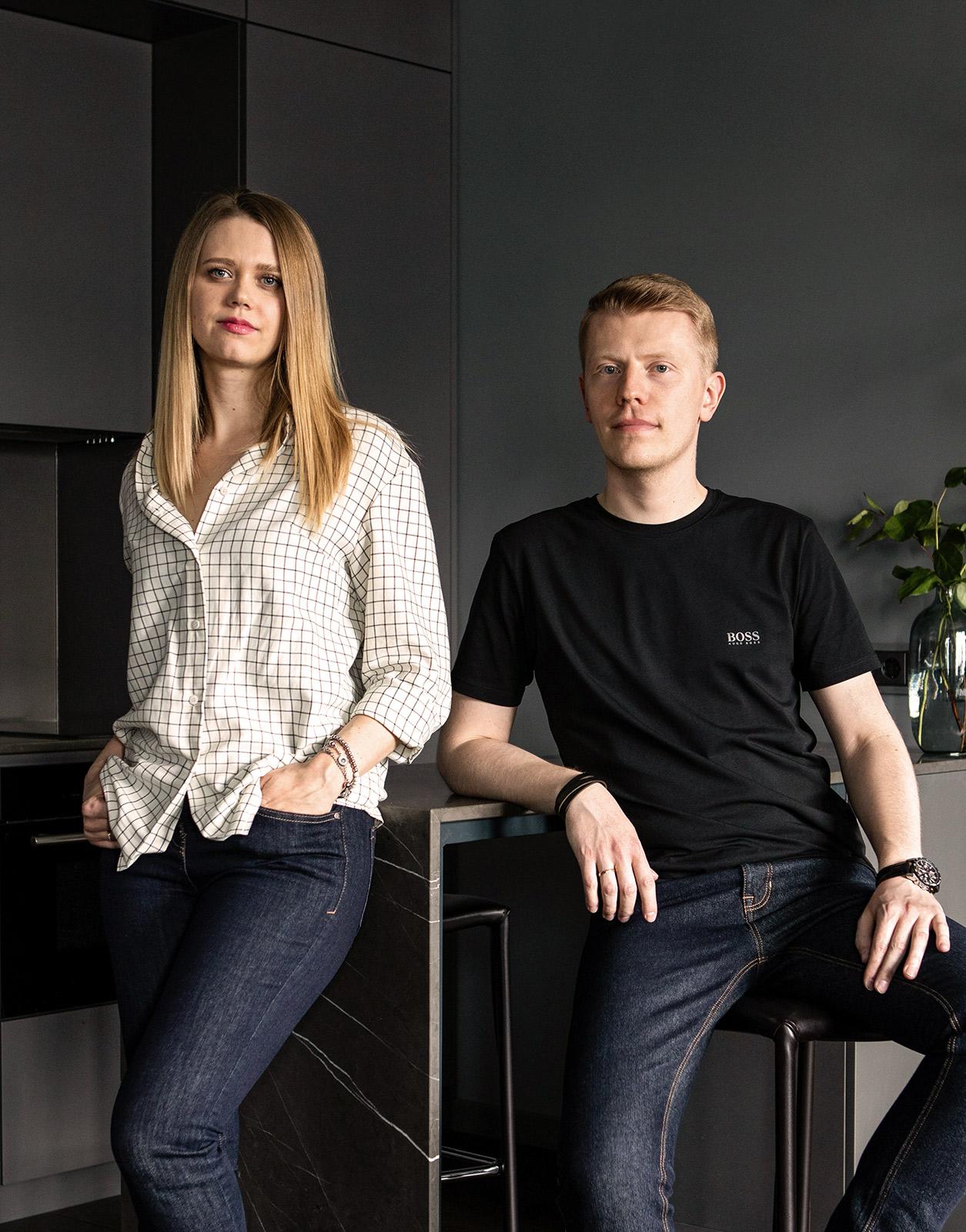 Игорь и Алёна Скаржевские фото