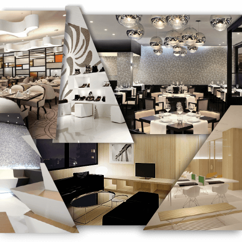 Reform Interior Design services for hospitality, retail, office and commercial interiors in Cyprus.