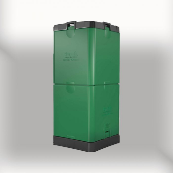 The 200L Aerobin Hot Composter is a device that provides an ideal environment for highly efficient, healthy aerobic composting in most climates. This hot composter can accelerate the composting process, even for tough waste.
