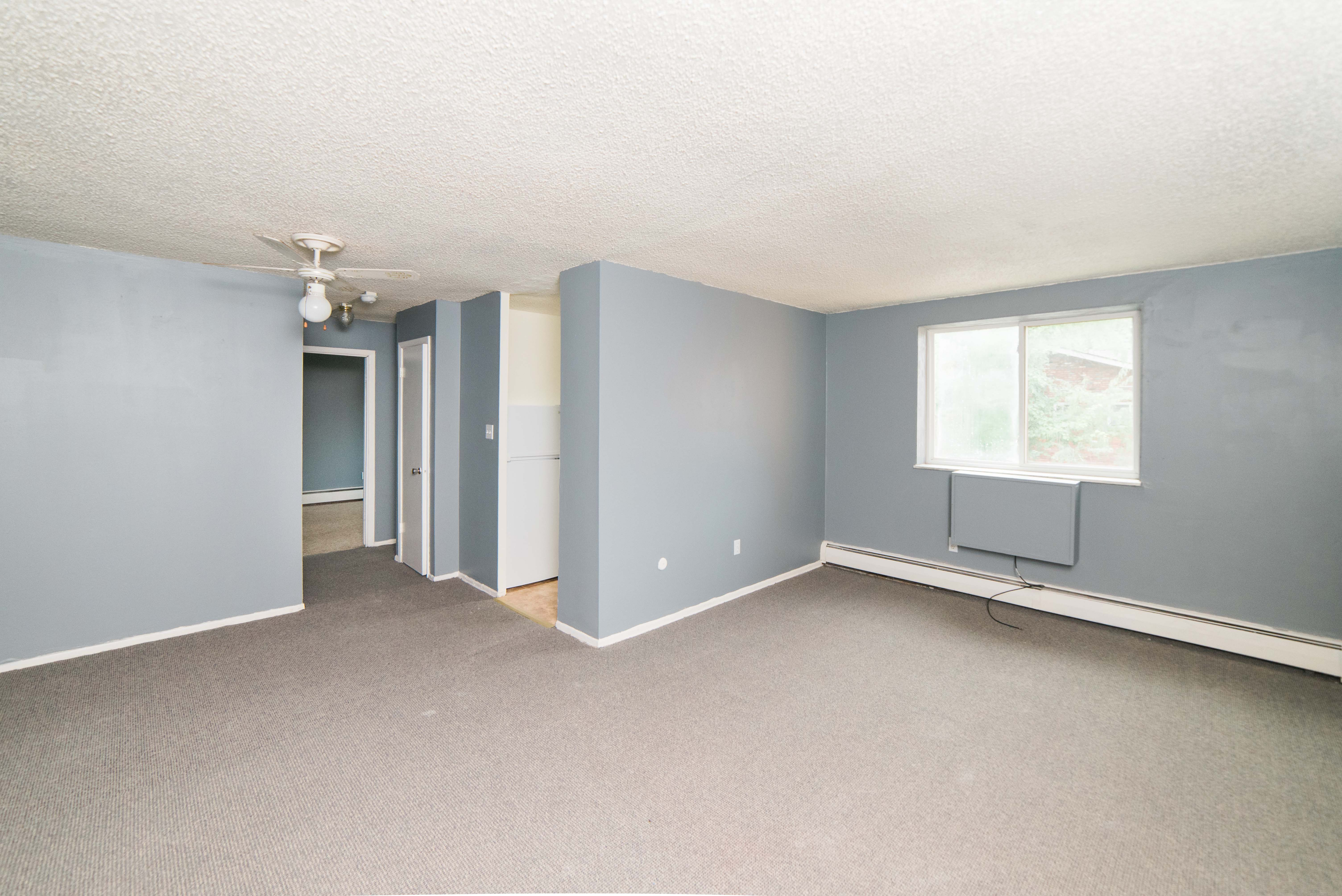 Pet Friendly apartments in Moon Township Colonial Commons Apartments managed by Birgo Realty