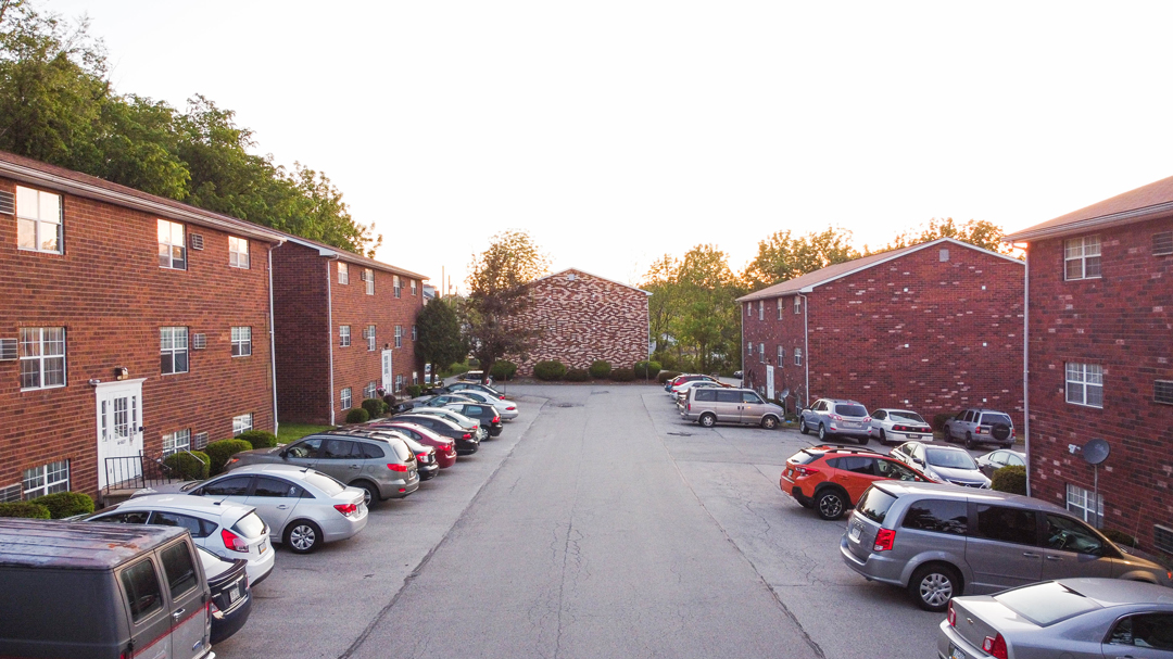pet friendly Greensburg, PA apartments, Crestview Apartments managed by Birgo Realty