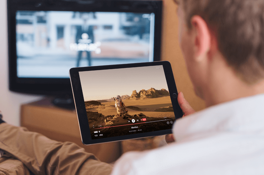 UniqCast Turnkey Solution add OTT  to IPTV with multiscreen service for upsell