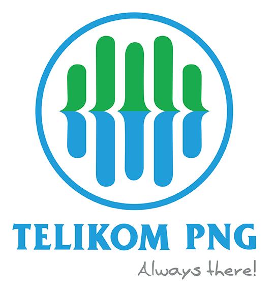Telikom PNG logo for UniqCast Turnkey Solution