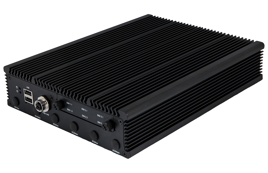 Our flagship router, Arcus is powerful, ruggedized, and enables up to 7 simultaneous WAN connections (3 cellular). Turn to Arcus when you need high-capacity connectivity on the move or outdoors, and application performance for latency-sensitive applications.