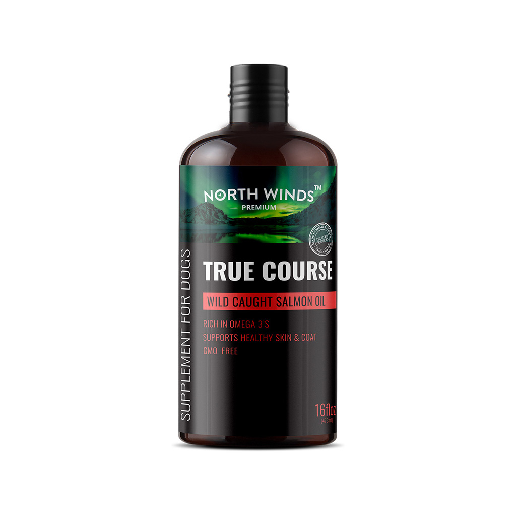 True Course Wild Caught Salmon Oil
