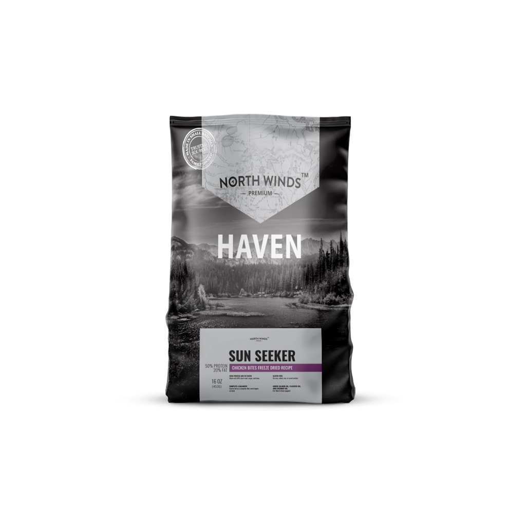 Haven Sun Seeker - Chicken Bites Freeze Dried Recipe