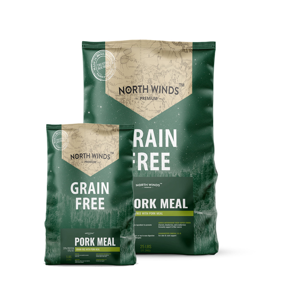 Grain Free with Pork Meal