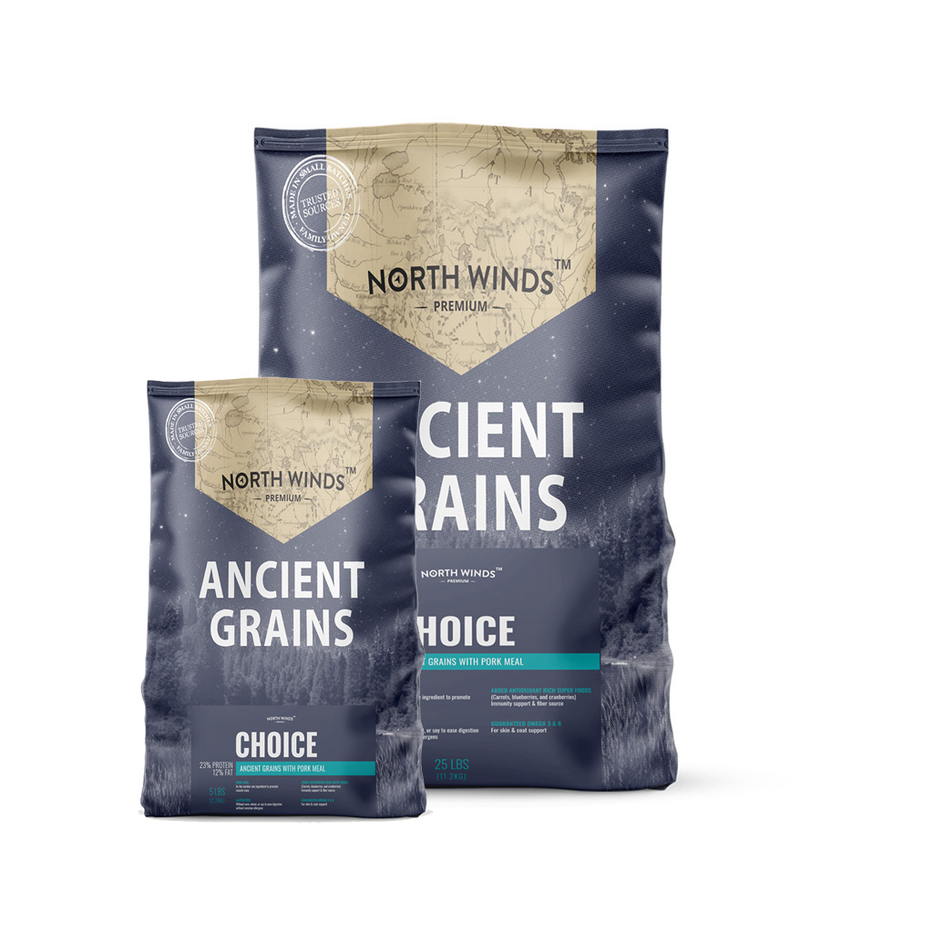 Ancient Grains Choice Pork Meal & Brown Rice