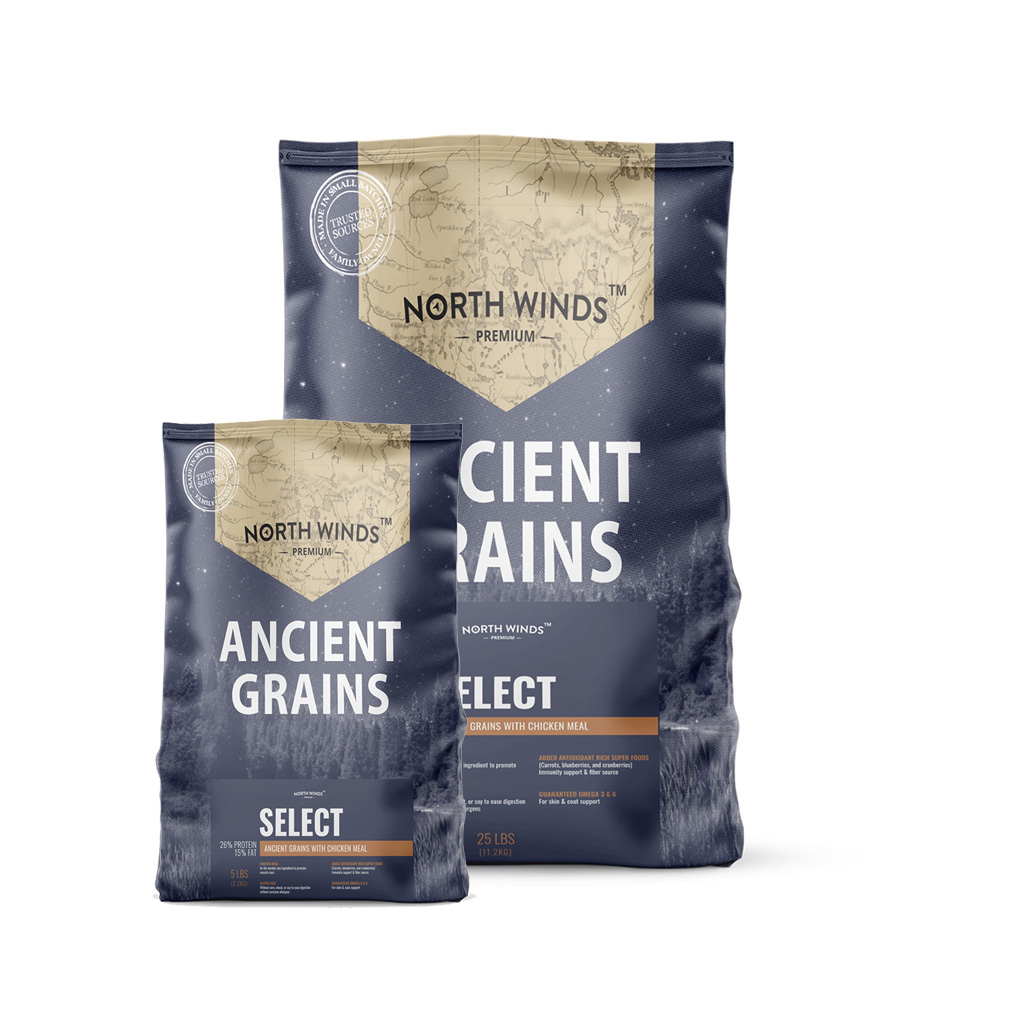 Ancient Grains Select Chicken Meal & Brown Rice