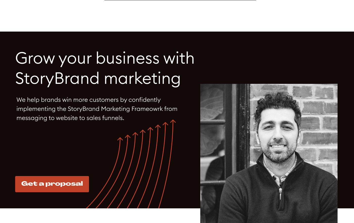 StoryBrand Consultant | Moses Mehraban