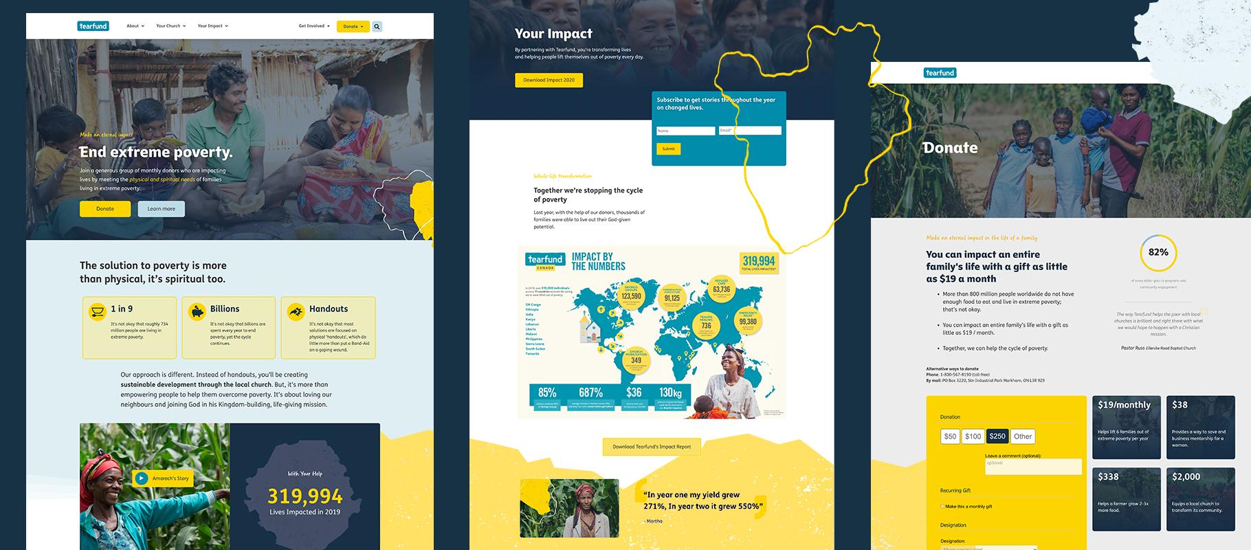 StoryBrand website example 3