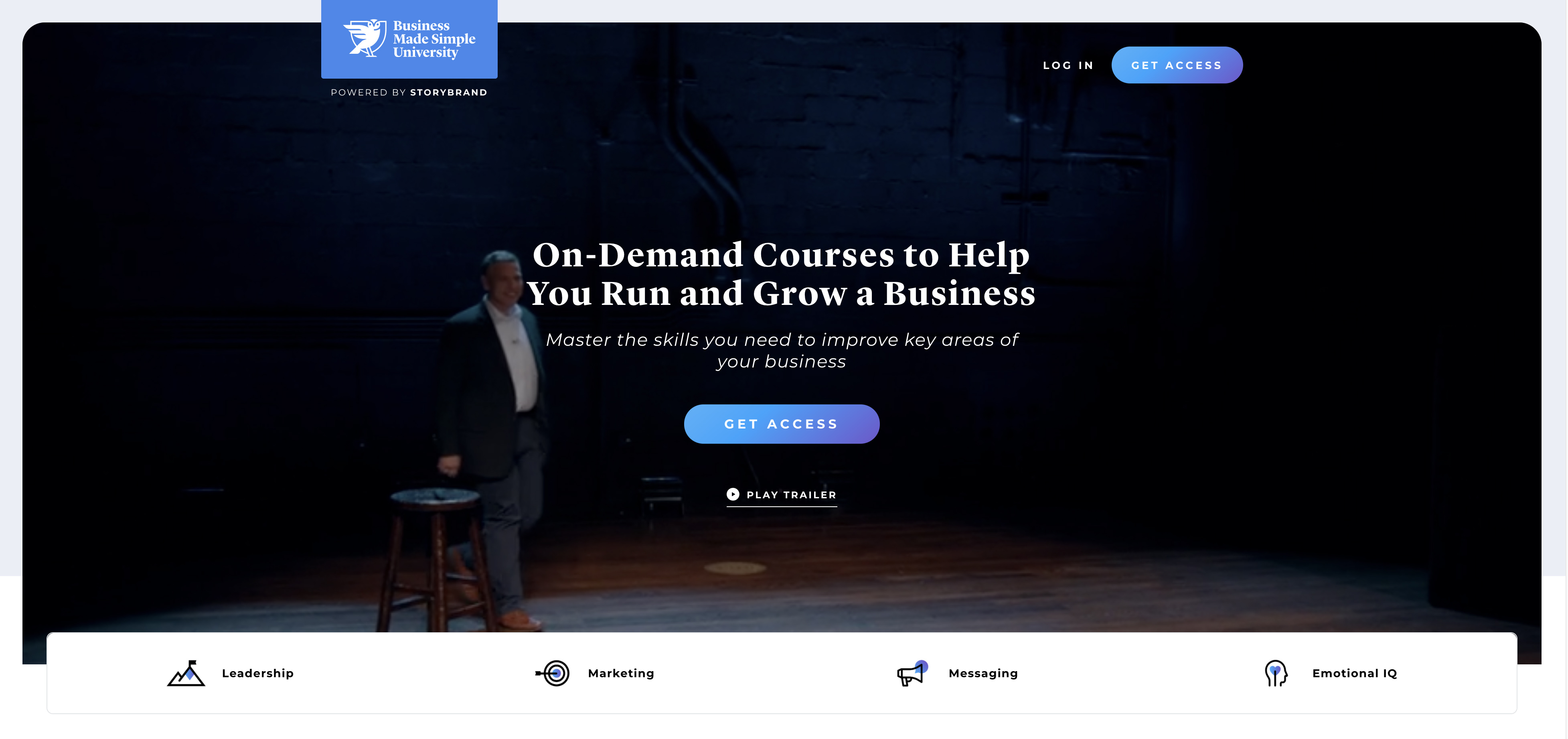 Business Made Simple Website