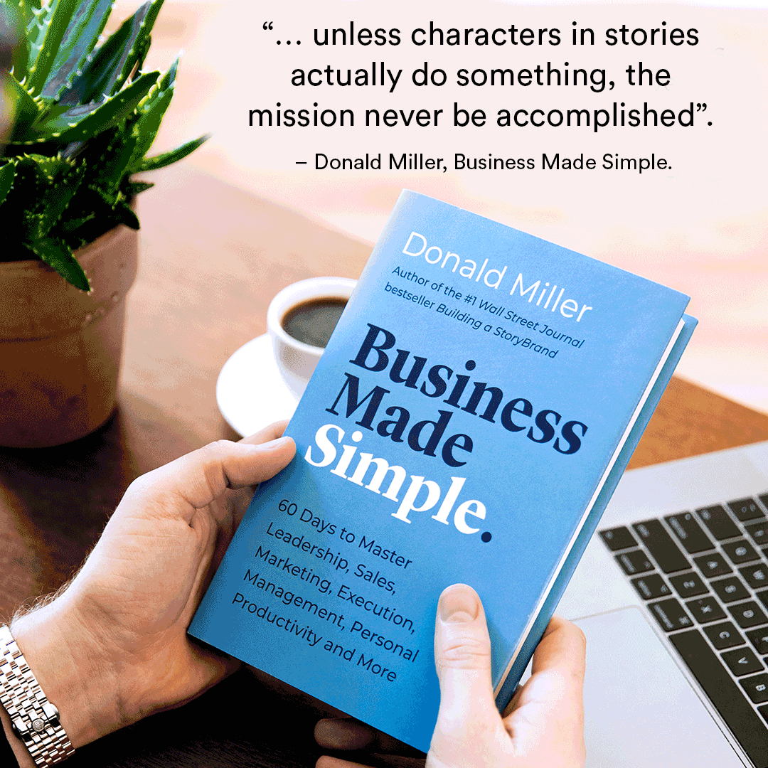 Donald Miller - Business Made Simple