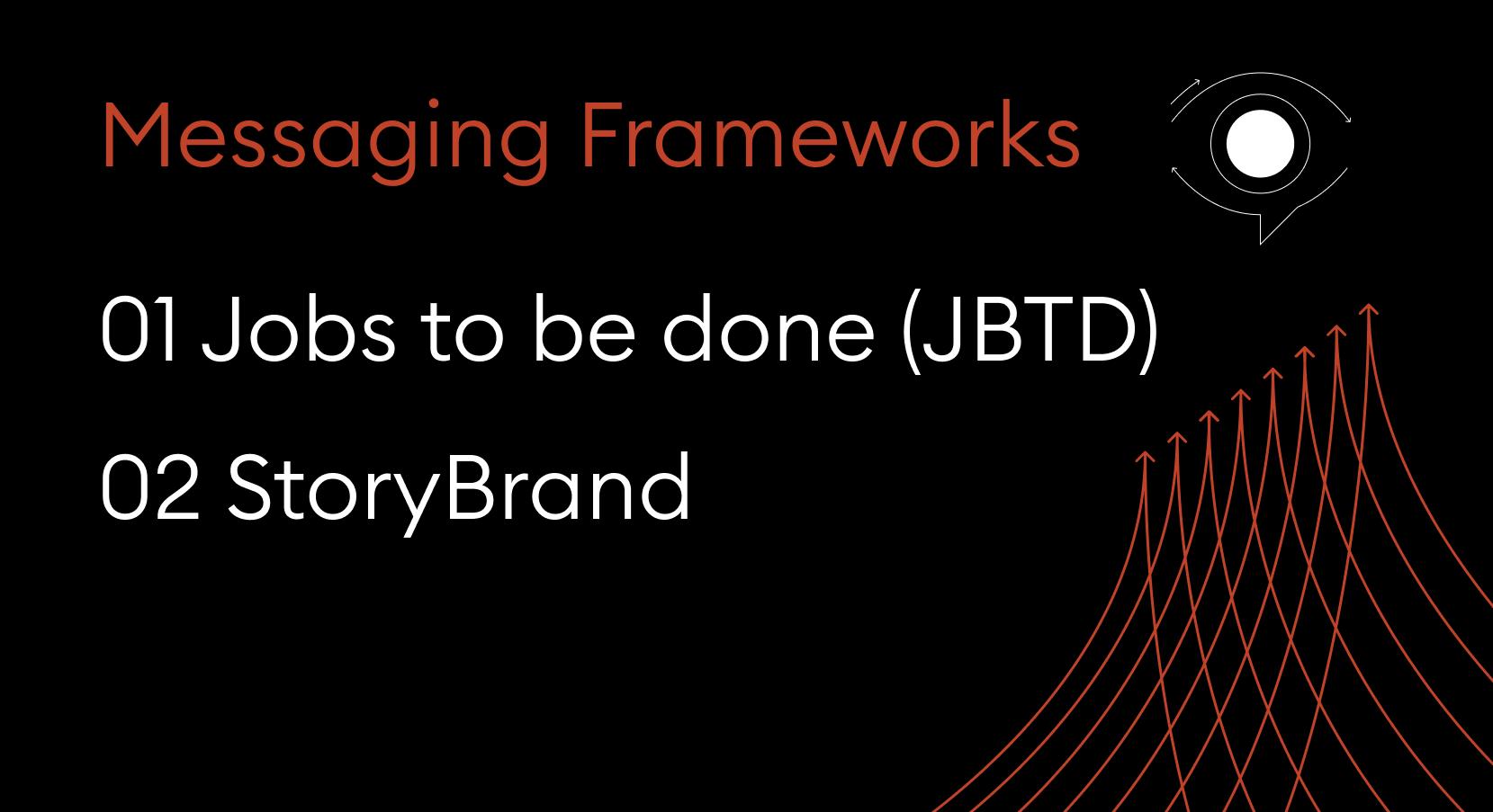 Messaging frameworks