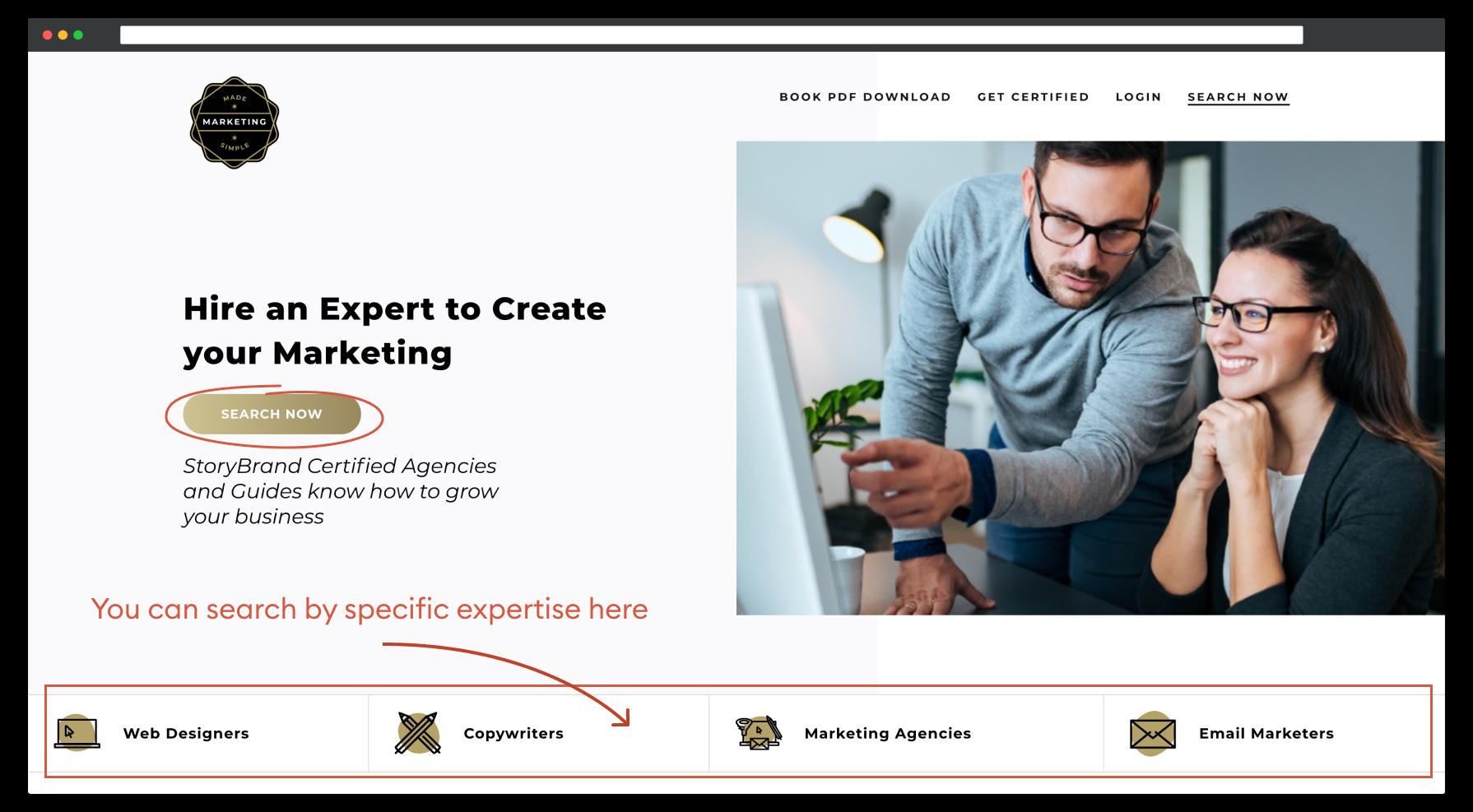 MarketingMadeSimple.com