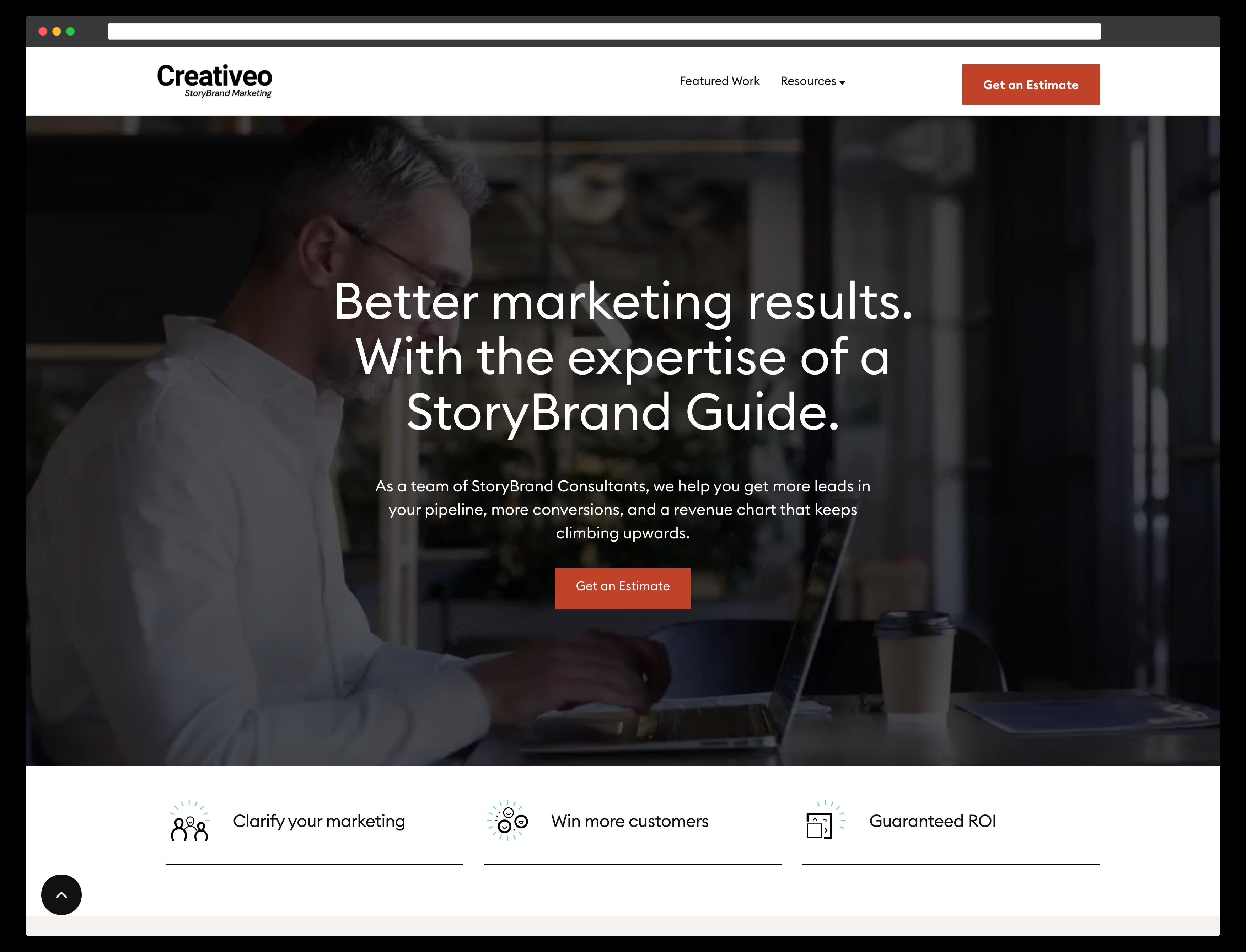 Storybrand agency team