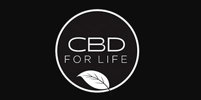 c b d for life logo