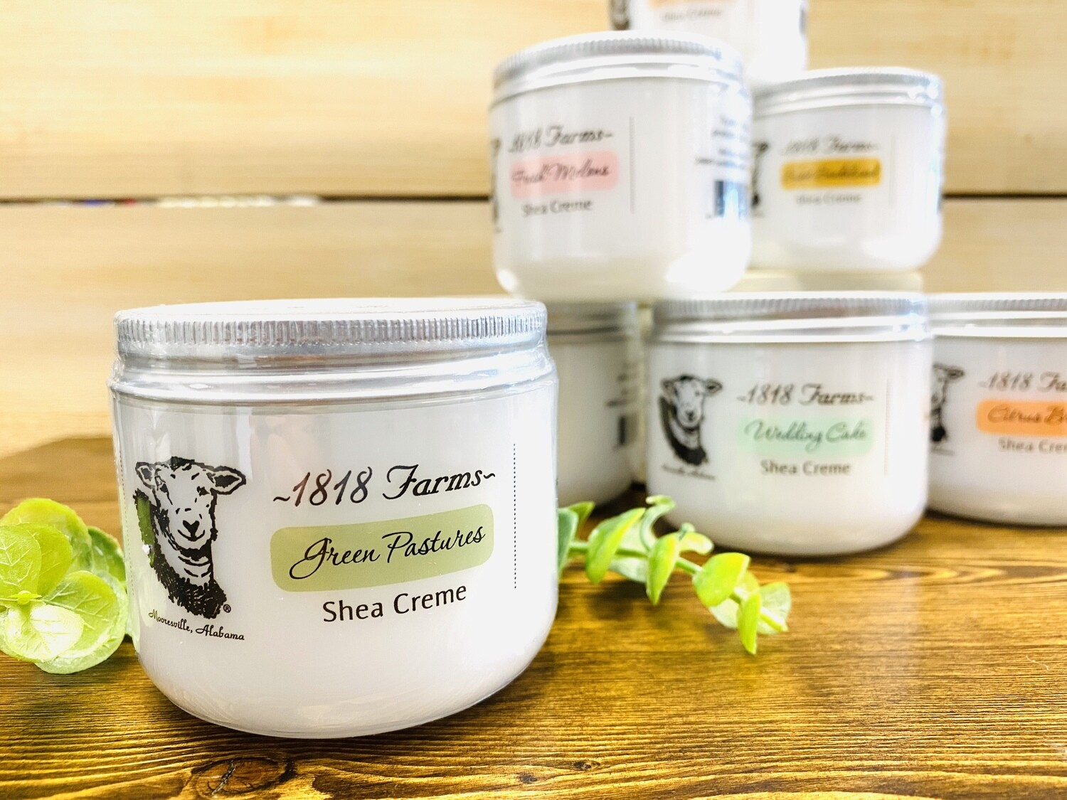 1818 Farms 4oz Green Pastures Shea