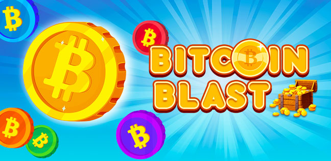 Bitcoin Blast - Earn bitcoin by playing game