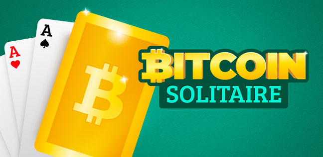 Bitcoin Solitaire - Earn bitcoin by playing game