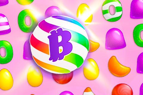 Sweet Bitcoin - Earn bitcoin - Match 3