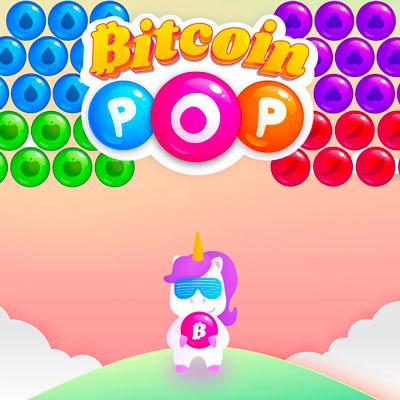 Bitcoin Pop, Bubble shooter