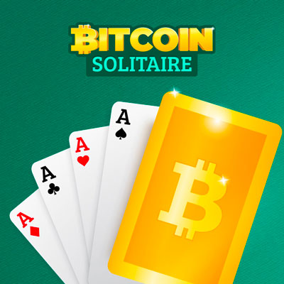 Bitcoin solitaire - Play solitaire and win bitcoin