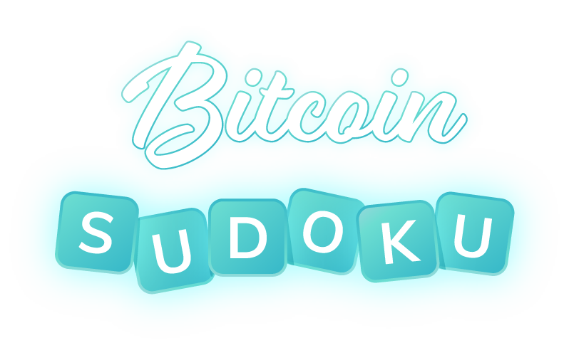 Bitcoin Sudoku