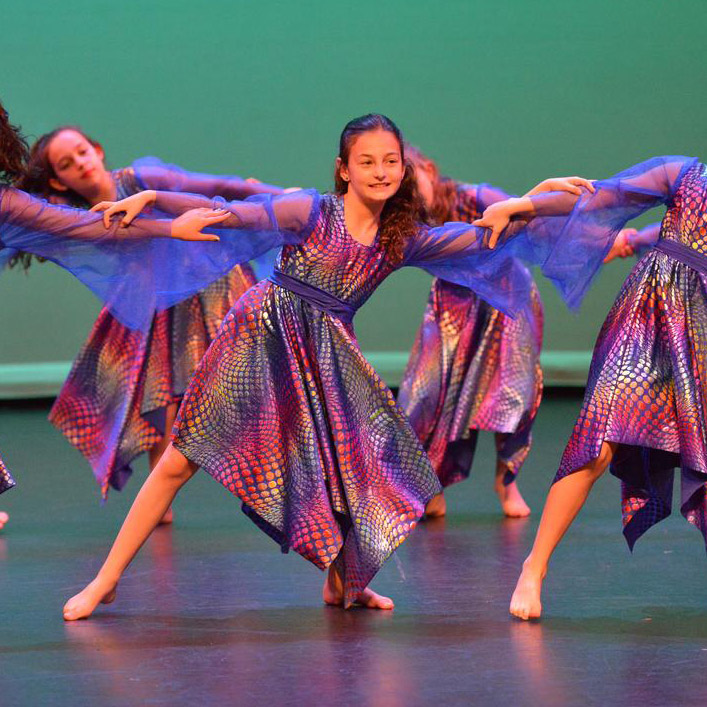 Ha'Rikud Dance Shows