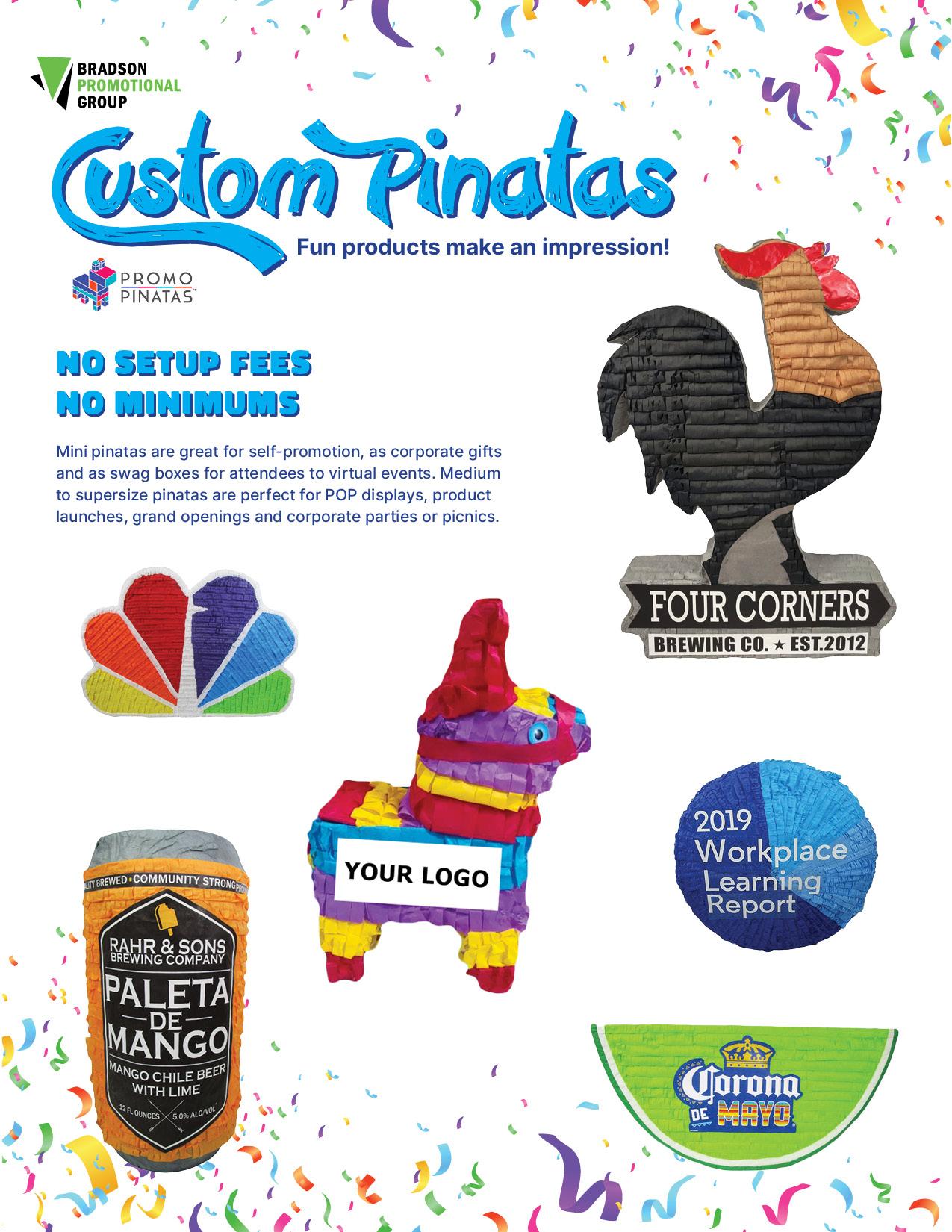 Custom Pinata's