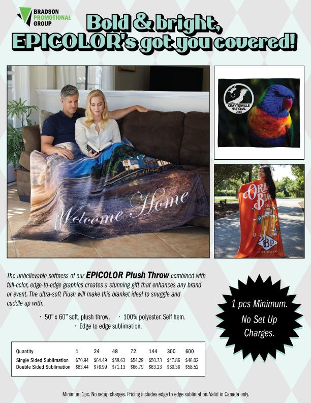 Kanata Blanket Epicolour