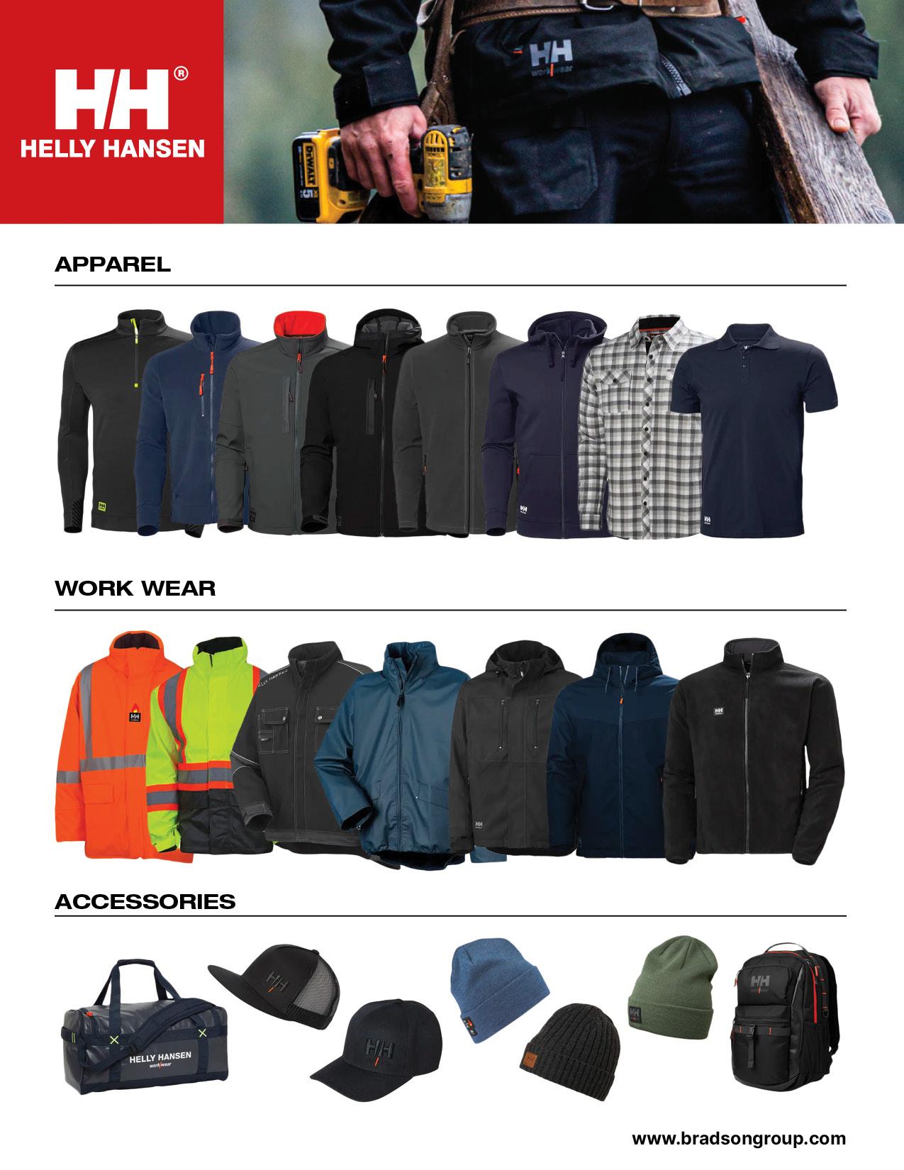 New Brand Helly Hansen