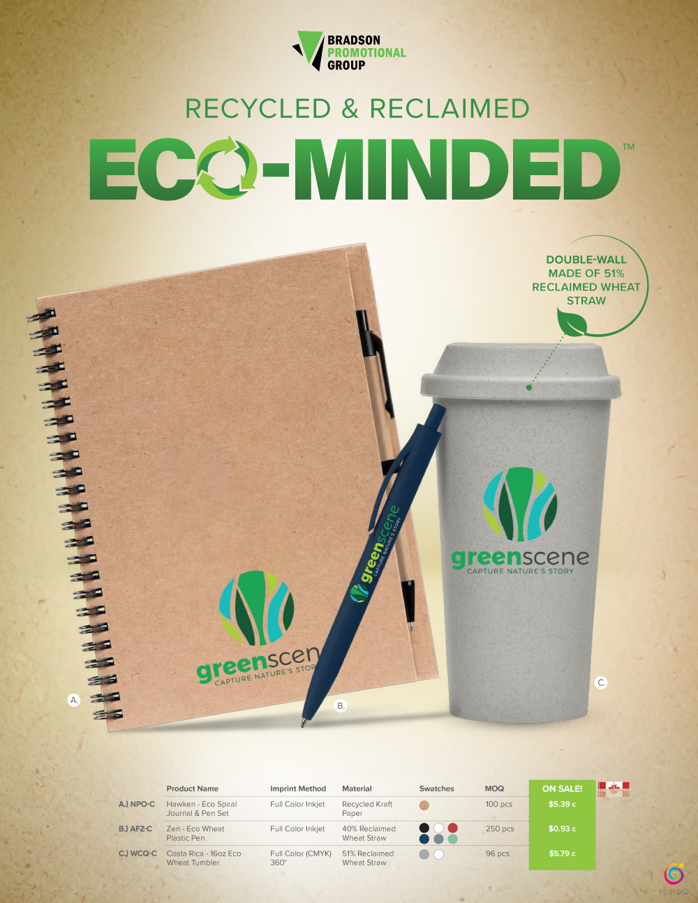 Goldstar - Eco Minded Products