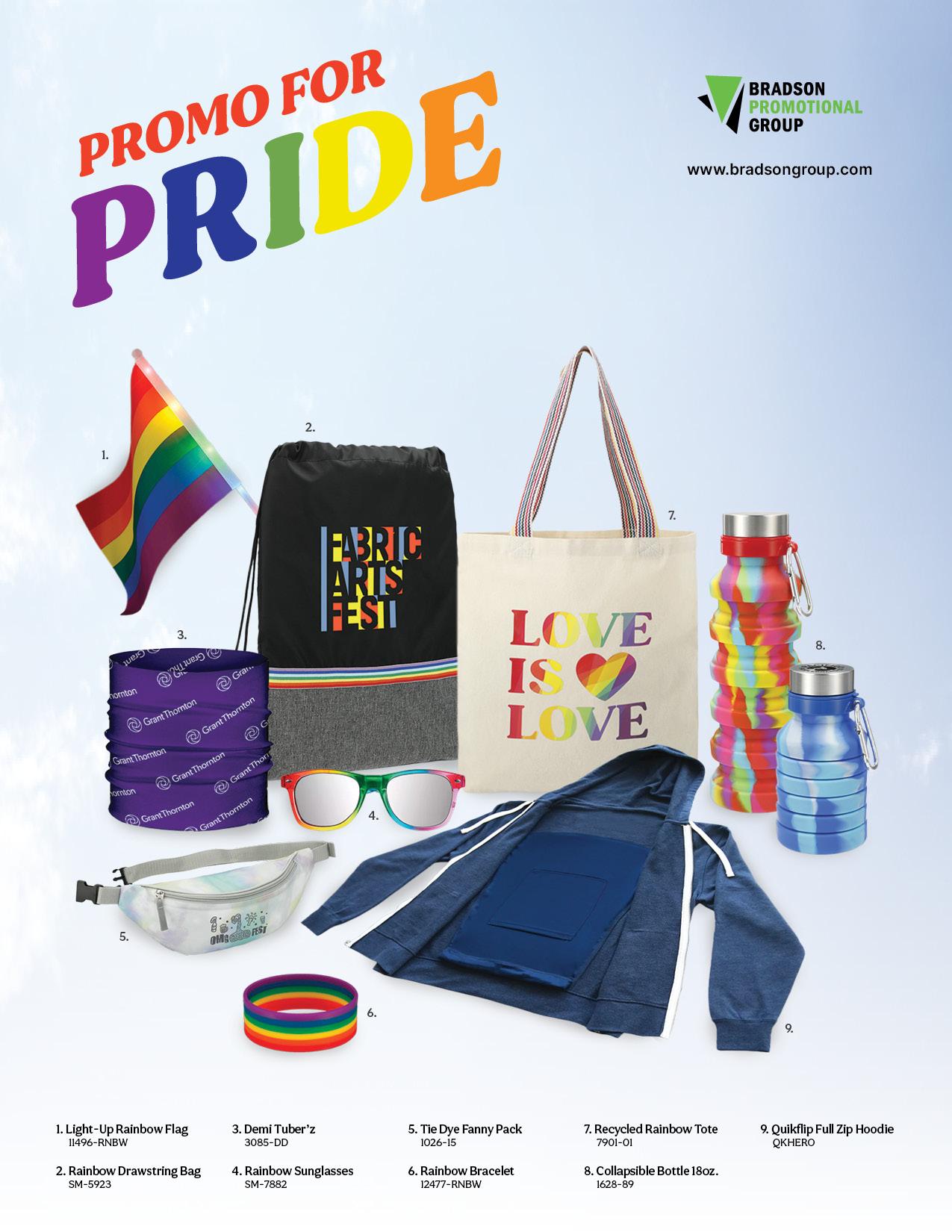 Promo for Pride