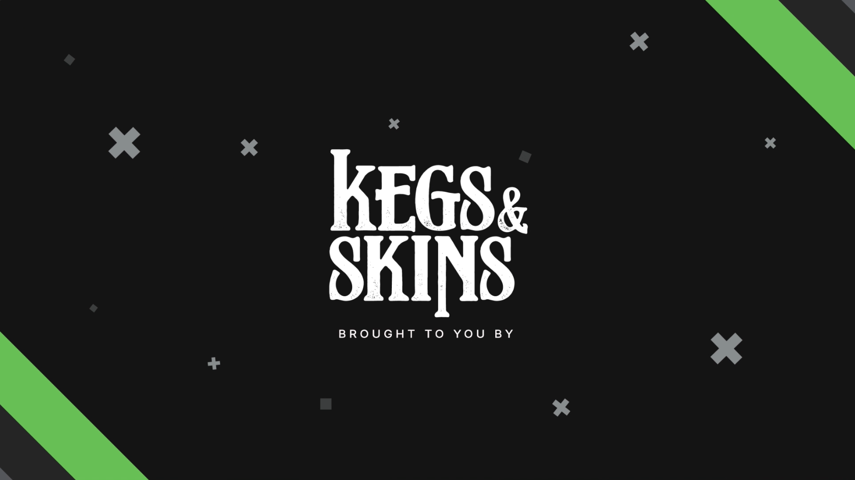 Starting something new, we will be doing weekly videos. Let us know what you think and welcome to the Kegs & Skins Show Presented by BPG!