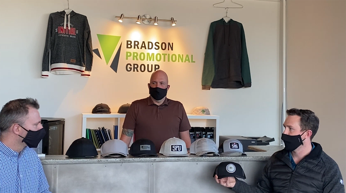 A special guest joins us this week to talk about hats for the third instalment of the Kegs & Skins Show. Let us know what products you'd like to see next!